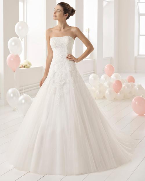 robe de mariée salon la robe de ma vie déclaration mariage