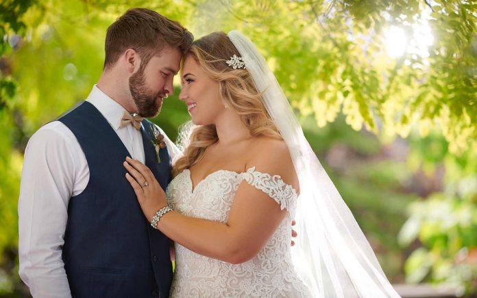robes de mariée grandes tailles collection 2019