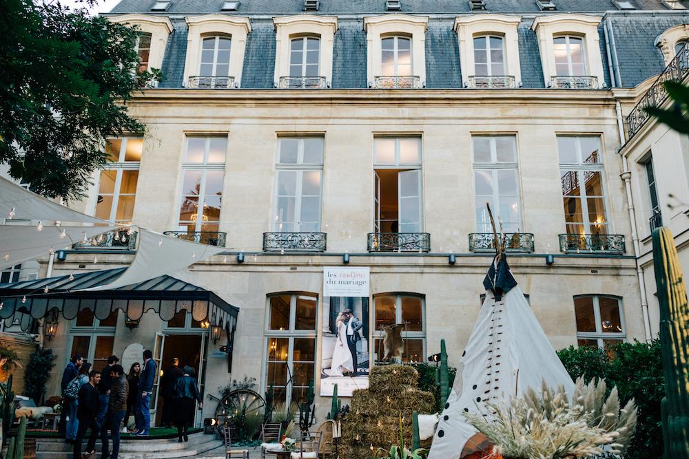 Les Coulisses du Mariage 2018, salon mariage Paris