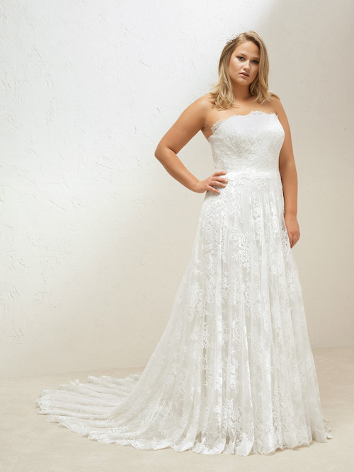 moins cher style de la mode de 2019 styles de variété de 2019 Top 20 des plus belles robes de mariée grandes tailles 2020 ...