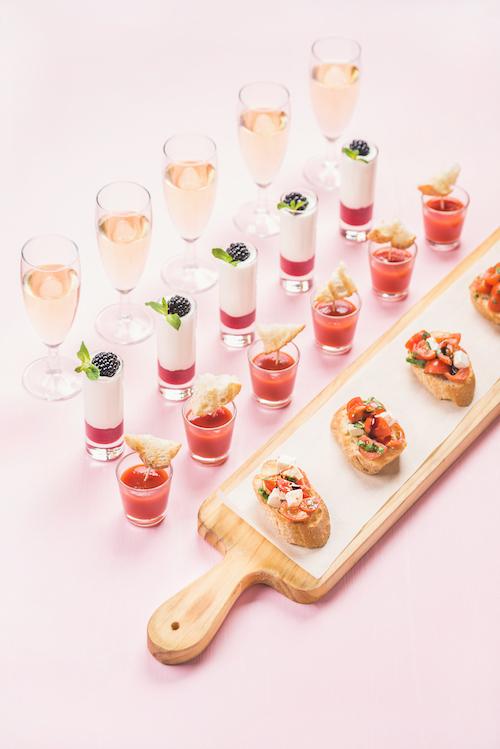 budget cocktail dinatoire mariage