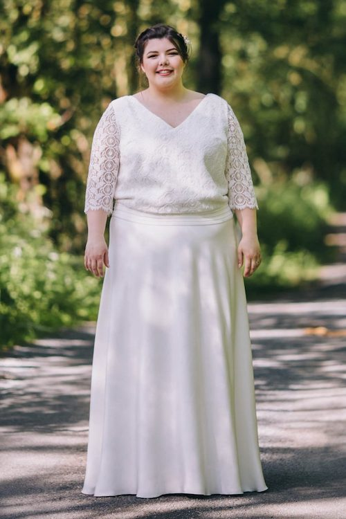 top 20 des plus belles robes de mari e grandes tailles. Black Bedroom Furniture Sets. Home Design Ideas