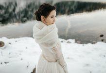 mariage hiver, tendance se marier en hiver, robes et accessoires mariage hiver