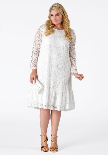 f9a697cd2bdef Top 20 des plus belles robes de mariée grandes tailles 2019 -mariée.fr