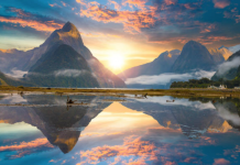 voyage de noces en nouvelle Zélande