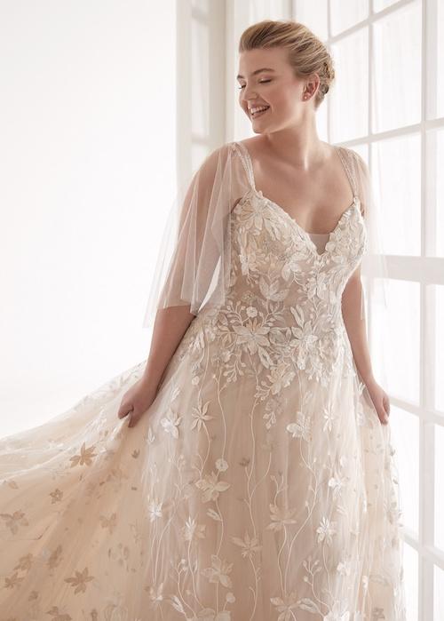 Top 20 des plus belles robes de mariée grandes