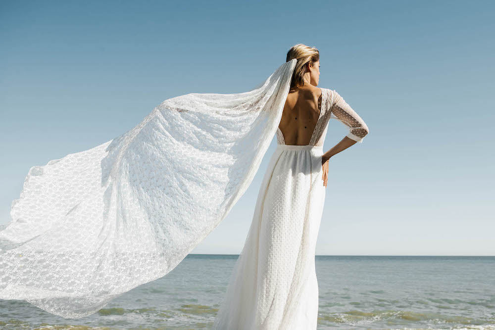 Robe pour mariage sur plage