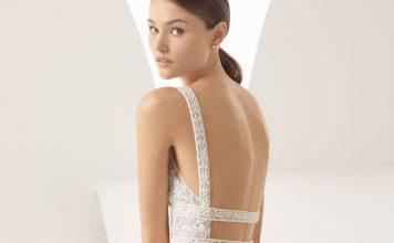 robe de mariée style ballerine