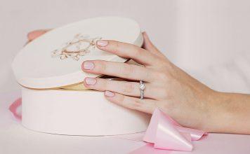 alliances et bagues de fiançailles en diamant