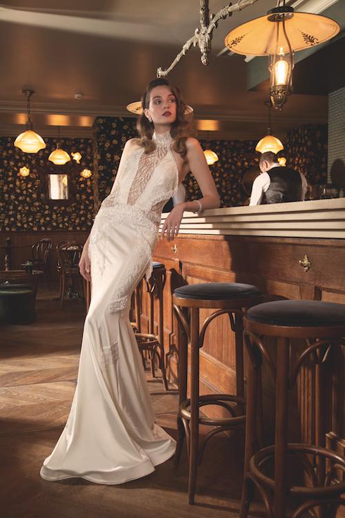 shooting mode éditorial mariée magazine