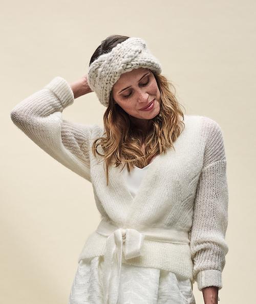 coiffure mariage hiver, idées et tendances