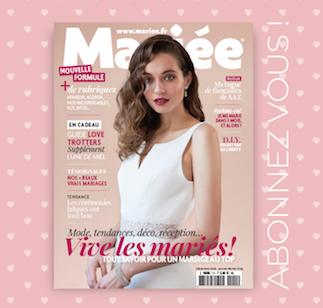 Mariée Magazine n°111, hiver 2018-2019
