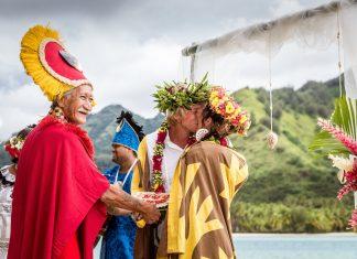 Mariage à Tahiti, témoignage vrai mariage