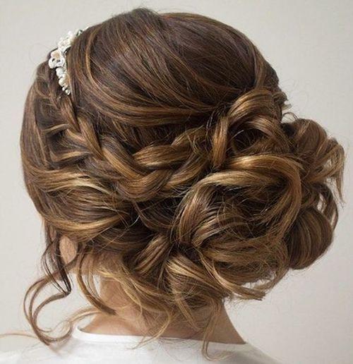 20 idées de chignons pour votre coiffure de mariage , mariée.fr