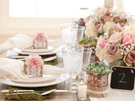 thèmes tendance mariage, décoration mariage