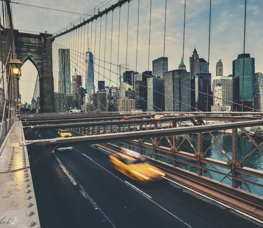 voyage de noces à New York