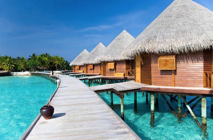 voyage de noces aux Maldives