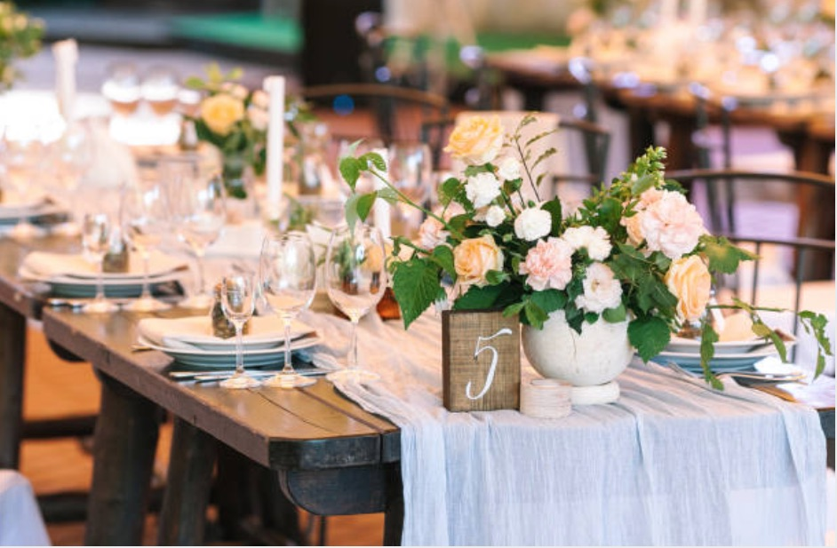 Idee Deco De Table Mariage Champetre