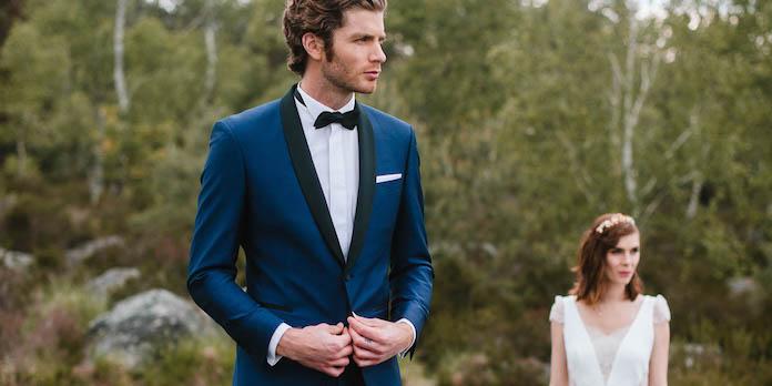 bien choisir son costume de mariage selon sa morphologie