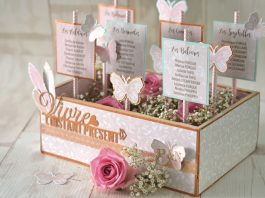 tutoriels DIY plans de table mariage