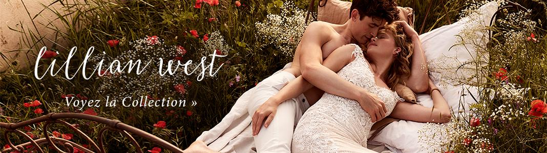 Lillian West, marque de robes de mariée