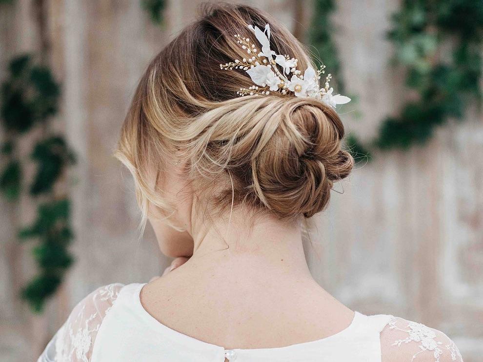 conseils pour une chevelure de rêve le jour de son mariage