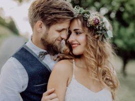 idées de coiffure bohème mariage