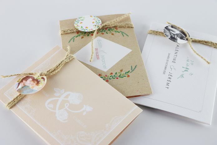 invitation mariage papeterie mariage faire-part