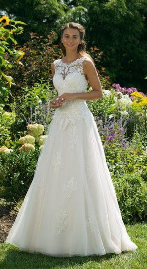 robe de mariée Sweetheart