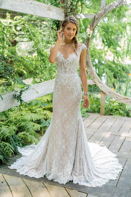 robe de mariée Lillian West