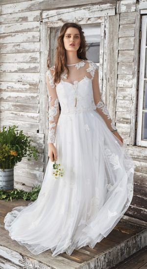 robe de mariée Lillian West