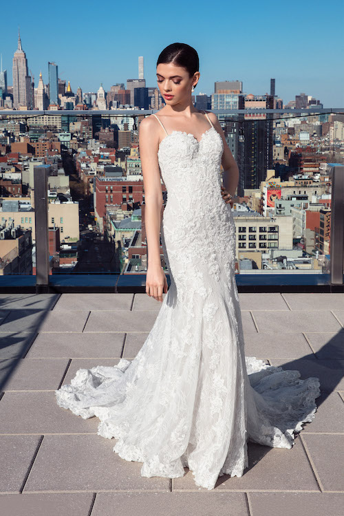 robe de mariée Justin Alexander Signature
