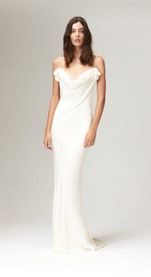 robe de mariée Savannah Miller