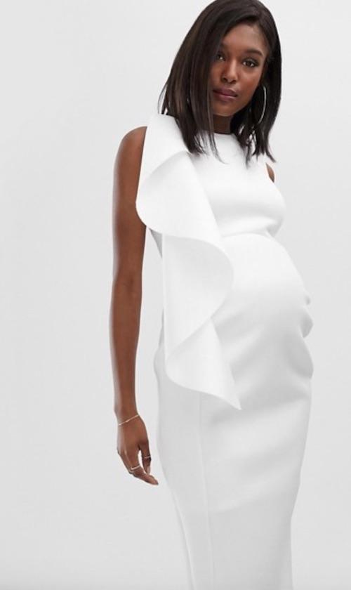 various design latest fashion new authentic Robes de mariée pour femme enceintes : les plus beaux ...