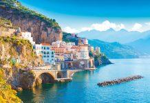 lune de miel en Italie