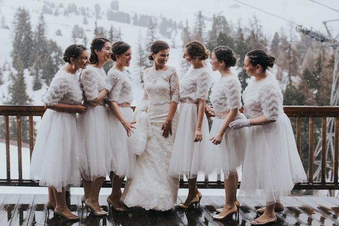 tenue invité mariage hiver