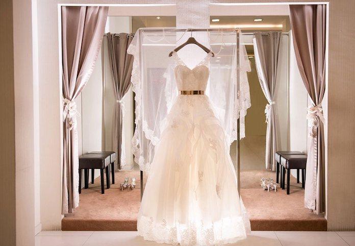 boutique de robes de mariée White Boutik Paris