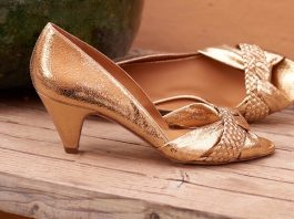 chaussures de mariée tendance 2019