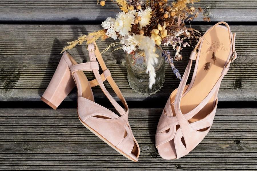 30 chaussures de mariée tendances en 2019 qui vont vous