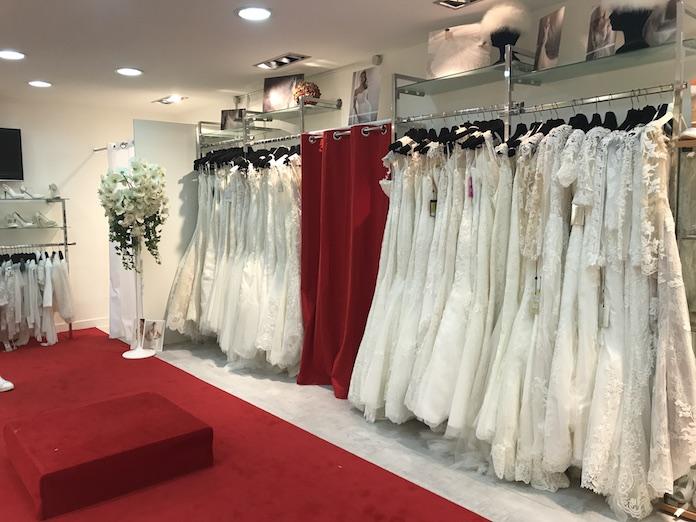 boutique robes de mariée ile de France