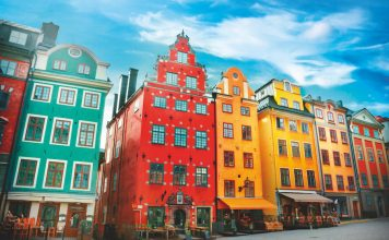 voyage de noces à Stockholm