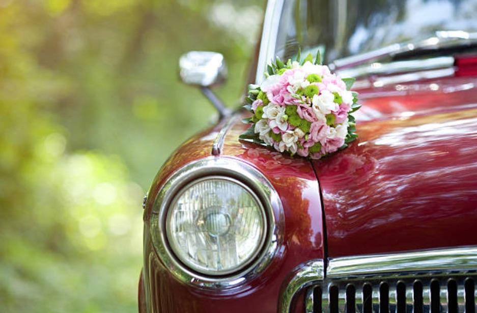 location véhicule mariage