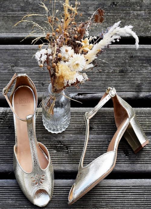 chaussures mariée 2020