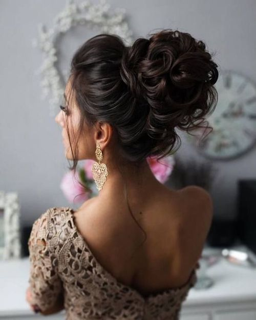Coiffure Invitee Mariage Inspirations Pour Coiffure Mariage Tendance