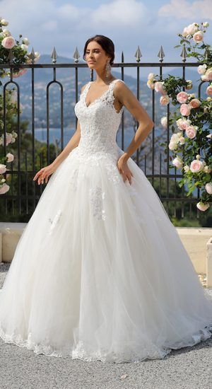 robe de mariée Ladybird
