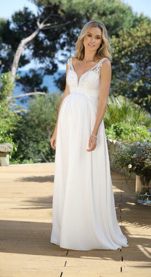 robe de mariée femme enceinte Ladybird