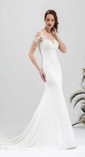 robe de mariée églantine créations