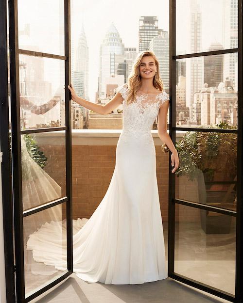 robe de mariée tendance 2020