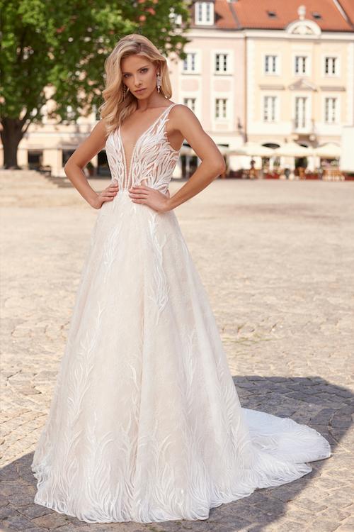 50 robes de mariée incontournables pour votre mariage en 2020 !