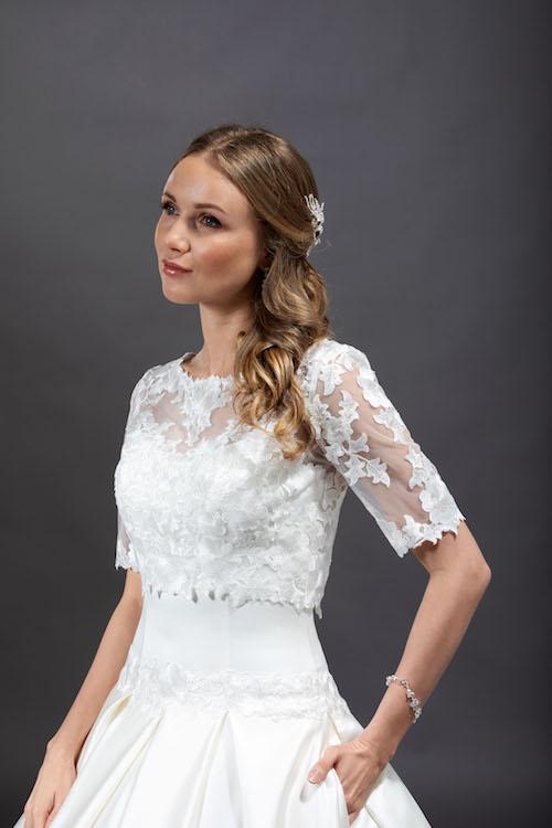 robe de mariée églantine créations 2020